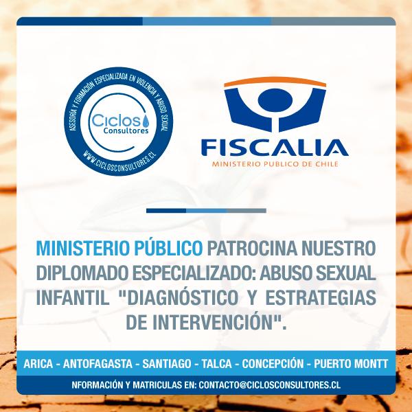 Ministerio Público Patrocina Diplomado ASI 2017