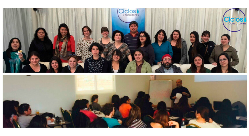 CICLOS finaliza Diplomado Abuso Sexual Infantil en San Felipe