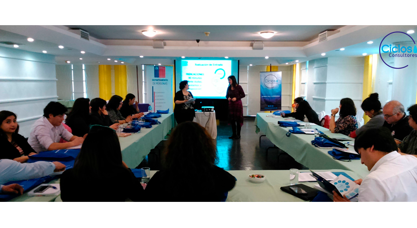 CICLOS inicia curso de habilidades parentales con profesionales de Sename