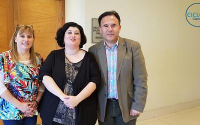 CICLOS Capacita a profesionales del DAEM de Chillán