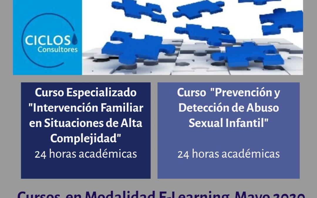 CICLOS desarrolla Cursos 100% Online