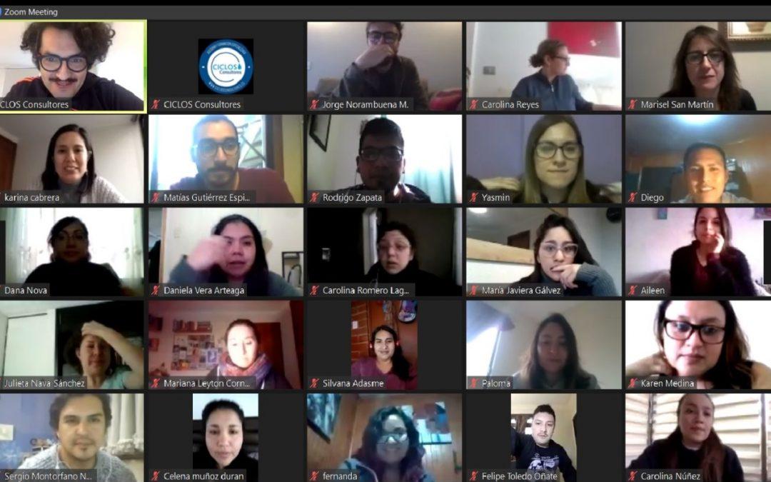 CICLOS realiza Curso Abierto 100% Online