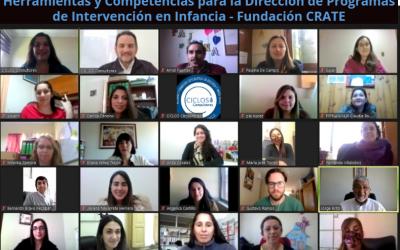 Cierre Curso Competencias Directivas Fundación CRATE