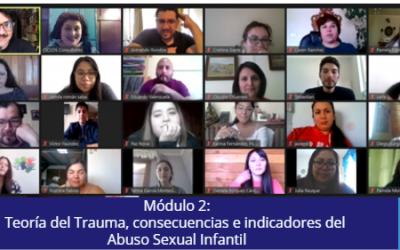 Clase Segundo Módulo Diplomado Abuso Sexual Infantil con el Dr. Mariano Ruperthuz.