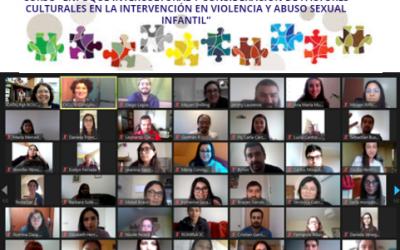 CICLOS imparte Curso de Interculturalidad para Programas Especializados de la Fundación Ricardo Espinosa de la Región de Bío Bío.